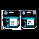 HP 122B +122C