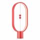 اباجورة مغناطيسية ذكية / الحجم الكبير / أحمر