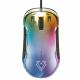 ماوس الجيمنغ السلكي Phoenix من Vertux مع اضاءة RGB / شفاف