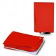 ملصق لتغيير لون البليستيشن 5 / PS5 / احمر / يشمل التركيب