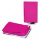 ملصق لتغيير لون البليستيشن 5 / PS5 / وردي غامق / يشمل التركيب