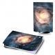 ملصق لتغيير لون البليستيشن 5 / PS5 / مجرة / يشمل التركيب
