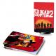 ملصق لتغيير لون البليستيشن 5 / PS5 / Red Dead Redemption 2 / يشمل التركيب